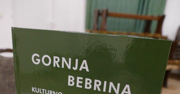 Gornja Bebrina-Predstavljanje knjige  GORNJA BEBRINA 2021