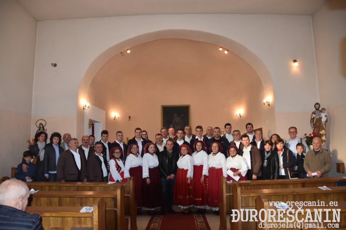 2020 Vranovci - CRKVENI KONCERT crkva Sv. JOSIPA